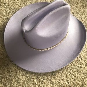 Summit Hat Co lavender purple cowgirl cowboy Hat